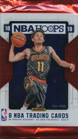 2018-19 BASKETBALL -  PANINI NBA HOOPS (P8/B24)