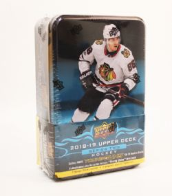 2018-19 HOCKEY -  UPPER DECK SERIES 2 TIN (P8/B12)