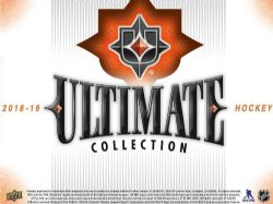 2018-19 HOCKEY -  UPPER DECK ULTIMATE COLLECTION (P4/B1)