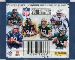 2018 FOOTBALL -  AUTOCOLLANTS PANINI NFL (P5/B50)