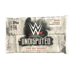 2018 WWE -  TOPPS UNDISPUTED (P5/B10)