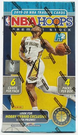 2019-20 BASKETBALL -  PANINI NBA HOOPS PREMIUM STOCK (P6/B4)