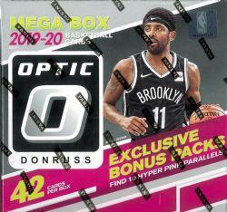 2019-20 BASKETBALL -  PANINI OPTIC MEGA BOX (P42)