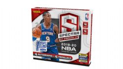2019-20 BASKETBALL -  PANINI - SPECTRA - 1ST OFF THE LINE