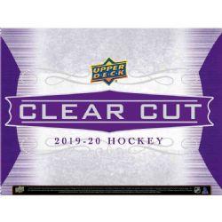 2019-20 HOCKEY -  UPPER DECK CLEAR CUT