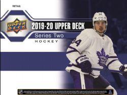2019-20 HOCKEY -  UPPER DECK SERIES 2 BLASTER (P8/B6+1)