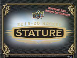 2019-20 HOCKEY -  UPPER DECK STATURE (P8/B1/C24)