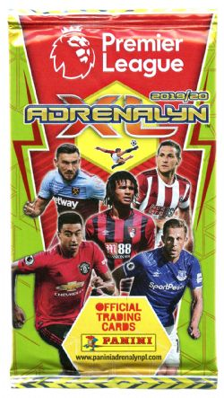 2019-20 SOCCER -  ADRENALYN XL (P6