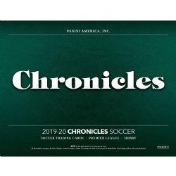 2019-20 SOCCER -  PANINI CHRONICLES (P15/B3)