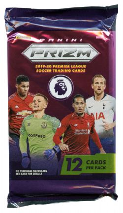 2019-20 SOCCER -  PANINI PRIZM (P12/B12)