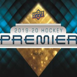 2019-20 -  UPPER DECK PREMIER (P6/B1/C10) -  HOCKEY