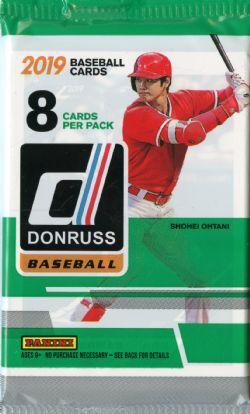 2019 BASEBALL -  DONRUSS (P8/B24)