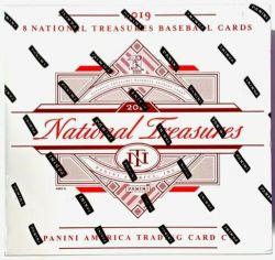 2019 BASEBALL -  NATIONAL TREASURES (P8)