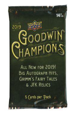 2019 BASEBALL -  UPPER DECK GOODWIN CHAMPIONS (P5/B20)
