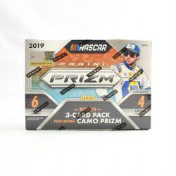 2019 NASCAR -  PANINI PRIZM - BLASTER BOX