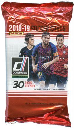 2019 SOCCER -  DONRUSS (P30/B12)