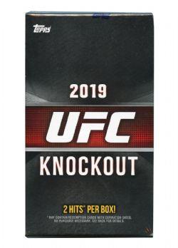 2019 UFC -  TOPPS KNOCKOUT (P10/B4)