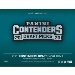 2020-21 BASKETBALL -  PANINI CONTENDERS DRAFT PICKS (P18/B6)