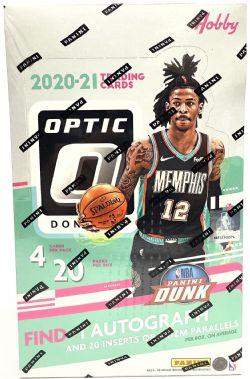 2020-21 BASKETBALL -  PANINI DONRUSS OPTIC - HOBBY BOX