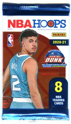 2020-21 BASKETBALL -  PANINI NBA HOOPS (P8/B24)