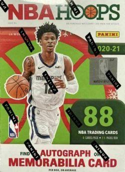 2020-21 BASKETBALL -  PANINI NBA HOOPS WINTER HOLIDAY 11-PACK - BLASTER BOX
