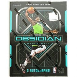 2020-21 BASKETBALL -  PANINI OBSIDIAN - HOBBY BOX