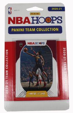 2020-21 BASKETBALL -  PANINI - TEAM SET NBA HOOPS -  CLEVELAND CAVALIERS