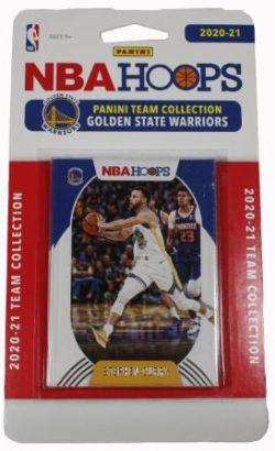 2020-21 BASKETBALL -  PANINI - TEAM SET NBA HOOPS -  GOLDEN STATE WARRIORS