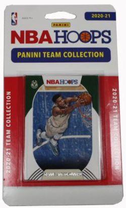 2020-21 BASKETBALL -  PANINI - TEAM SET NBA HOOPS -  MILWAUKEE BUCKS