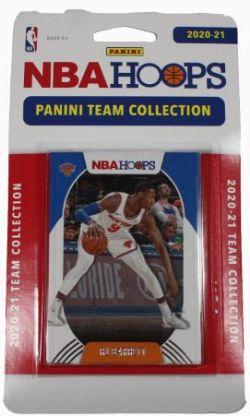 2020-21 BASKETBALL -  PANINI - TEAM SET NBA HOOPS -  NEW YORK KNICKS