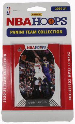 2020-21 BASKETBALL -  PANINI - TEAM SET NBA HOOPS -  PORTLAND TRAIL BLAZERS