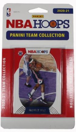 2020-21 BASKETBALL -  PANINI - TEAM SET NBA HOOPS -  WASHINGTON WIZARDS