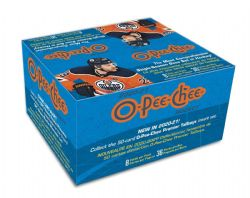 2020-21 HOCKEY -  O-PEE-CHEE RETAIL (P8/B36/C20)