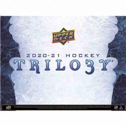 2020-21 HOCKEY -  UD TRILOGY (P4/B6/C10)