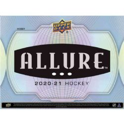 2020-21 HOCKEY -  UPPER DECK ALLURE HOBBY (P8/B8/C20)