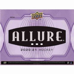 2020-21 HOCKEY -  UPPER DECK ALLURE RETAIL (P6/B20/C12)