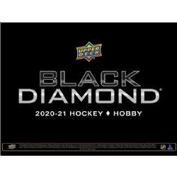 2020-21 HOCKEY -  UPPER DECK BLACK DIAMOND - HOBBY BOX ****LIMITE DE CINQ (5) PAR CLIENT/ADRESSE****