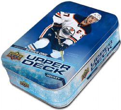 2020-21 HOCKEY -  UPPER DECK SERIES 1 TIN (P8/B9+1/C12)