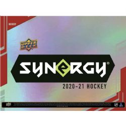 2020-21 HOCKEY -  UPPER DECK SYNERGY (P3/B8/C10)