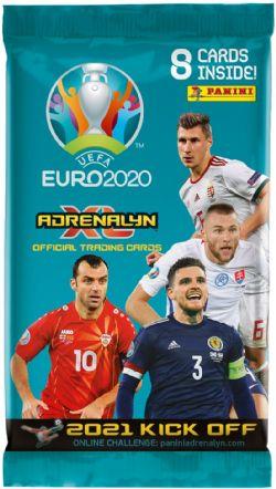 2020-21 SOCCER -  PANINI ADRENALYN EURO KICK-OFF