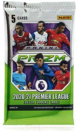 2020-21 SOCCER -  PANINI PRIZM PREMIER LEAGUE BREAKAWAY (P5/B18)