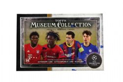 2020-21 SOCCER -  TOPPS MUSEUM COLLECTION UEFA (P8)
