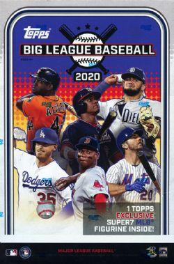 2020 BASEBALL -  TOPPS BIG LEAGUE COLLECTOR BOX (P10/B5)