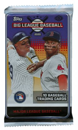 2020 BASEBALL -  TOPPS BIG LEAGUE (P10/B18)