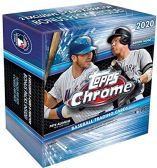 2020 BASEBALL -  TOPPS CHROME - MEGA BOX