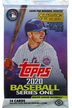 2020 BASEBALL -  TOPPS SERIES 1 (P14/B24)