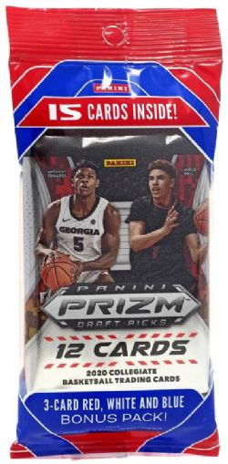 2020 BASKETBALL -  PANINI PRIZM DRAFT PICK (B15/P12)