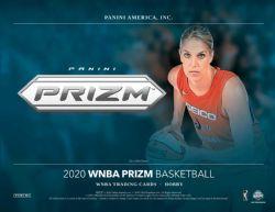 2020 BASKETBALL -  PANINI PRIZM WNBA HOBBY (P12/B12)