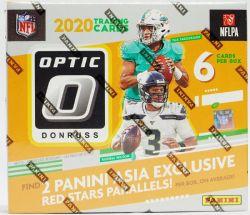 2020 FOOTBALL -  PANINI DONRUSS OPTIC - TMALL HOBBY BOX