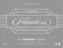 2020 FOOTBALL -  PANINI FLAWLESS - HOBBY BOX